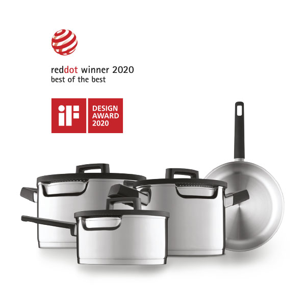 Downdraft cookware awards